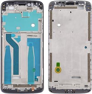 Mobile Phones Communication Accessories Front Housing LCD Frame Bezel Plate for Motorola Moto E5 Plus (Color : Purple)