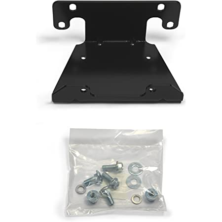 KFI 100610 Winch Mount for 2007-2015 Yamaha Grizzly 700 4x4 M3