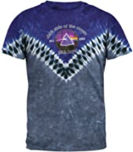 Old Glory Pink Floyd - Mens 20 Years Of Dark Side Td T-shirt Large Grey