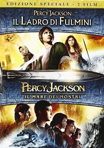 Locandina Percy Jackson Collection (Collector's Edition) (2 Dvd)