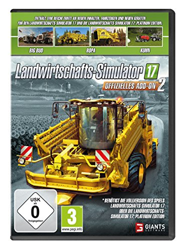 Landwirtschafts-Simulator 17: Offizielles Add-On 2, Standard Windows 10