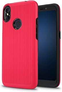 Golden Sheeps Case for BLU Studio Mega (2018) BLU Advance A6 2018, Blu Vivo Go, Shockproof Absorption Anti Scratch Rugged ...