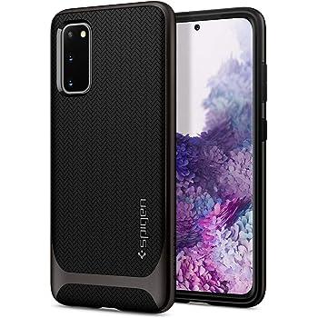 Spigen Neo Hybrid Designed for Samsung Galaxy S20 Plus Case (2020) - Gunmetal