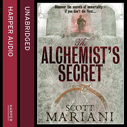 The Alchemist's Secret cover art