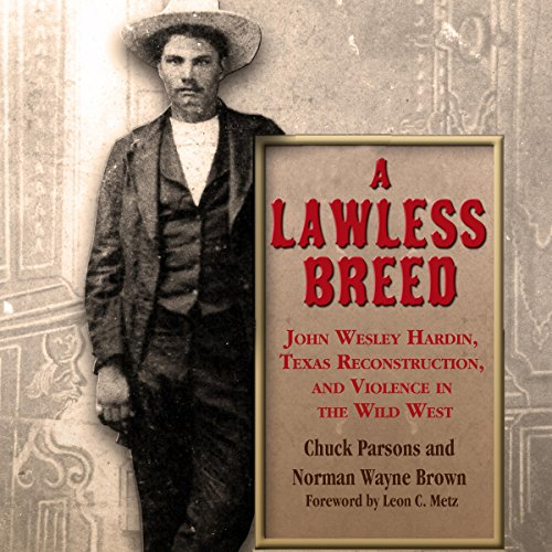 A Lawless Breed audiobook cover art