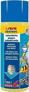 Sera Tratamiento del Agua para acuariofilia toxivec 500ml