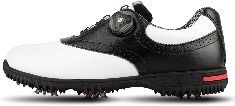 AIAIⓇ 2021 model Waterproof Golf Shoes Men's - Reinforce Cheap bargain Sports