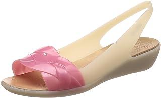 crocs Women's Isabella Slingback Fashion Sandals