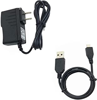 USB Cord for Velocity Micro Cruz Tablet T100 T105 AC//DC Adapter Power Charger