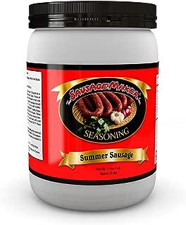 The Sausage Maker - Summer Sausage Seasoning, 2 lbs. 8 oz.