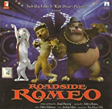 Roadside Romeo (CD) (Indian Cinema / Bollywood Soundtrack / Hndi Music / Indian Music) by Saif Ali Khan, Kareena Kapoor, Music by Salim-Sulaiman [Music CD]