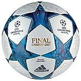 adidas Finale CDF Omb Balón de Fútbol, Hombre, Blanco (Blanco/Azumis/Turque), 5