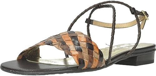Sandalias y Chanclas para damen, Farbe braun, Marca KESS, Modelo Sandalias Y Chanclas para damen KESS 5216P braun