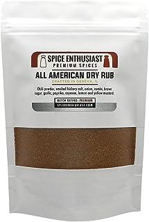 Spice Enthusiast All American Dry Rub - 8 oz