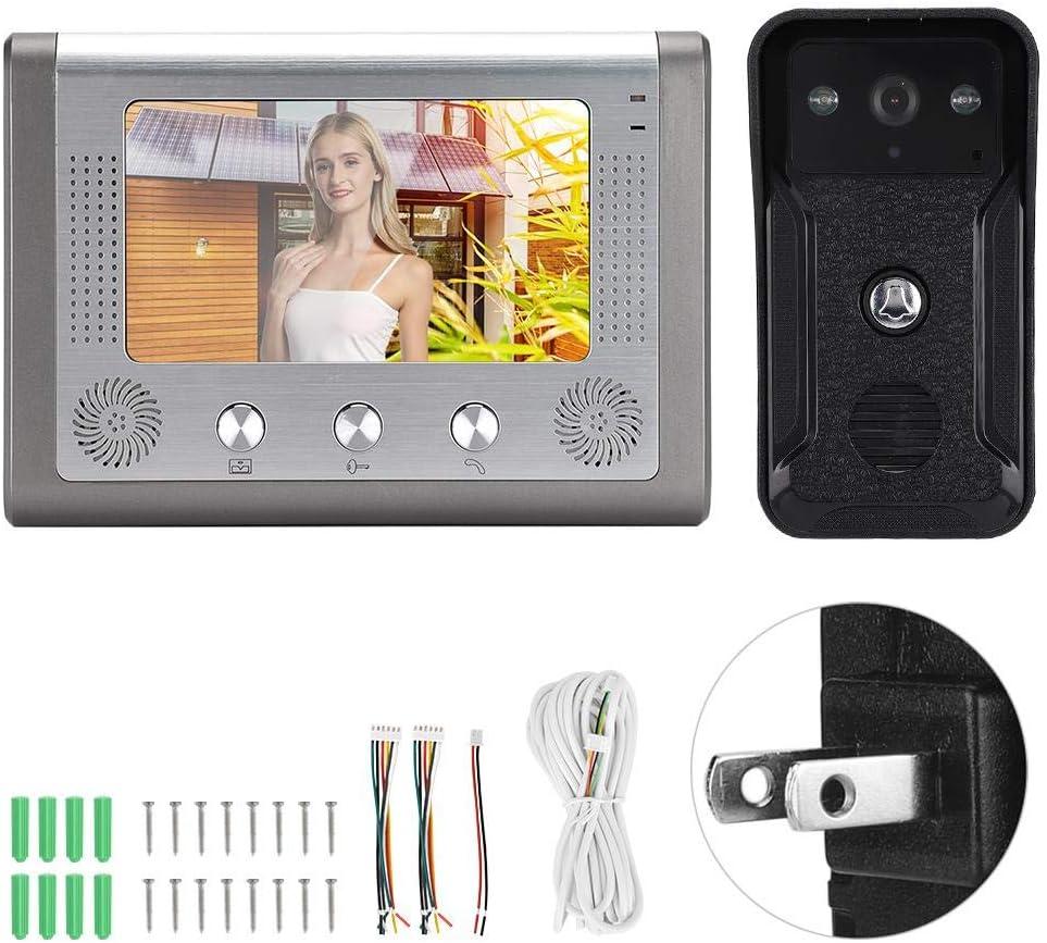 Rainproof Door Camera Durable Entry Doorbell Finally resale start 7in T store System