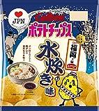カルビー ポテトチップス 水炊き味(福岡県) 55g×12袋