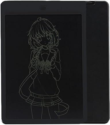 12 '' Tavoletta Grafica da Disegno per Bambini con Tavolette Grafiche Home Office LCD, nero opaco - Confronta prezzi