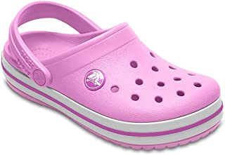 Kid's Crocband Clog | Slip On Water Shoe for Toddlers, Boys, Girls | Lightweight