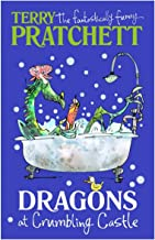 Dragons at Crumbling Castle: And Other Stories by Terry Pratchett - Paperback