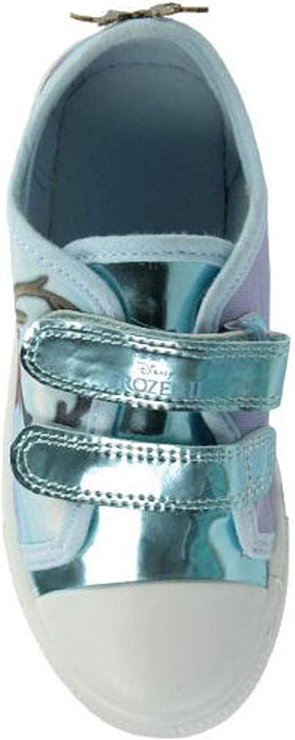 Disney Frozen Girls Casual Shoes in Turquoise