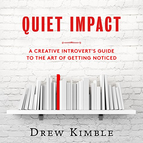 Quiet Impact audiobook cover art