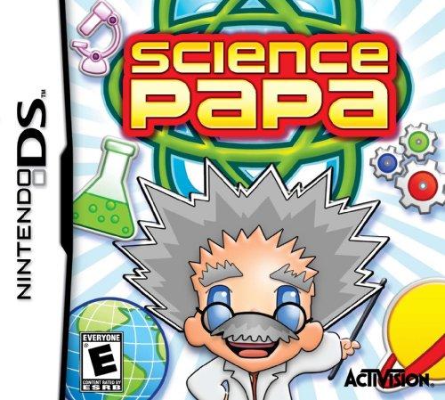 Science Papa - Nintendo DS