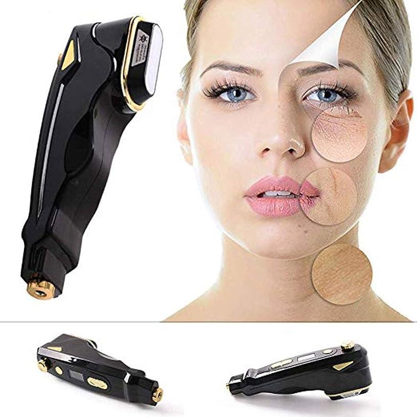 ギャングスター家具ディスコ美の器械、ミニHIFUの多機能のスキンケアの顔の若返りの反老化/しわの美のための美顔術の器械