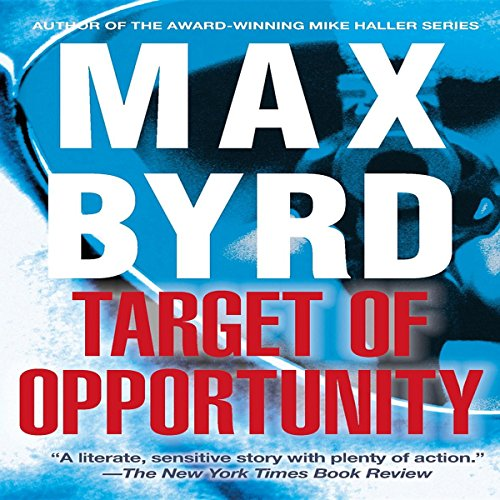 Target of Opportunity audiobook cover art