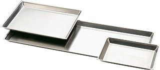 diametro 38 cm Piazza 363600 Vassoio rotondo laminato con trattamento antiscivolo confezione da 12