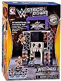 WWE Wrestling C3 Construction StackDown Playset Wrestlemania 30 Entrance [with Daniel Bryan, John Cena & Batista Figures]