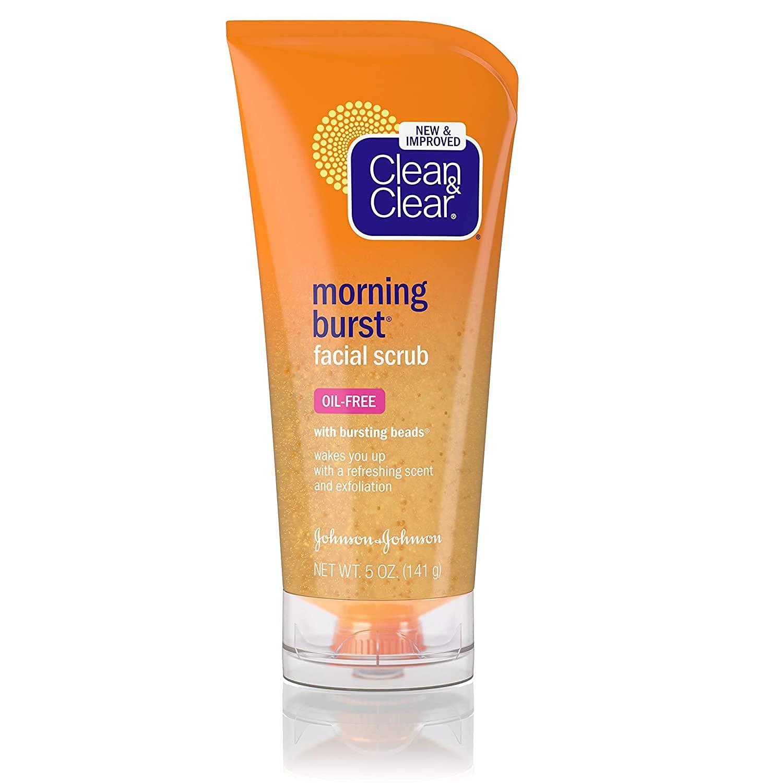 Clean Clear Morning Burst Facial Oz Cleanser Max 88% OFF Max 58% OFF Fl 5 Each