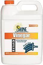 30% White Vinegar - 300 Grain Vinegar Concentrate - 1 Gallon of Natural Concentrated Industrial Vinegar