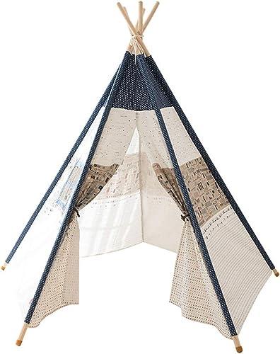 Tentes de Jardin Tente pour Enfants Tente de Maison pour Enfants à la Mode Tente de Maison de Jeu intérieure Tente pour Enfants Tente de Camping en Plein air (Taille   110x140cm)