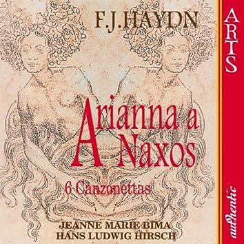 Haydn: Arianna A Naxos - 6 Canzonette