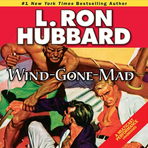 Wind-Gone-Mad audiobook cover art