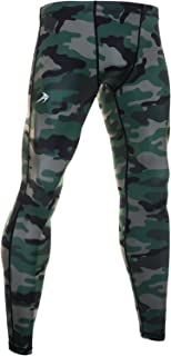 CompressionZ Men's Compression Pants Baselayer Running Tights Thermal Underwear