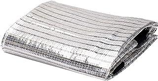 Shade Cloth Shading Net Balcony Sunscreen Flowers Cover Lower The Temperature Moisturizing Polyethylene, 10 Sizes BAIYING ...