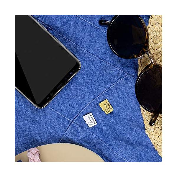 Transcend Usd300S Tarjeta Microsd de 16Gb, Clase 10, U1, Hasta 95 Mbs de Lectura, con Adaptador Sd
