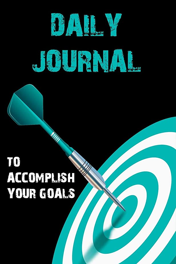 摂氏度牧草地生まれDaily Journal - Accomplish Your Goals: Undated Goal Journal for Women and Men - Perfect for Goal Setting; Full Focus Planner for Organizing and Planning Your Goals and Achieving Success