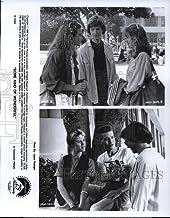Historic Images 1987 Press Photo Eric Stoltz Lea Thompson Molly Hagan and Mary Stuart Masterson