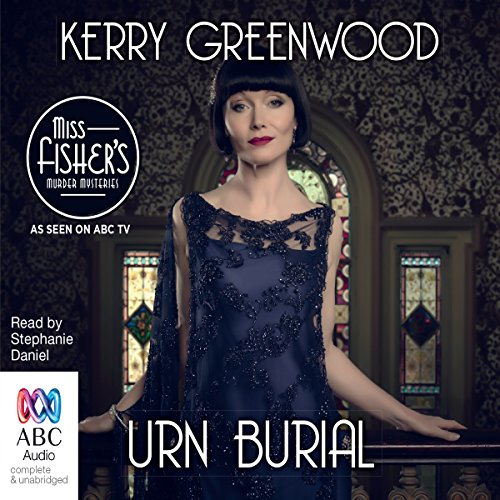 Urn Burial audiobook cover art