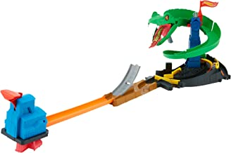 pista hot wheels dragon