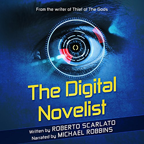 The Digital Novelist audiobook cover art