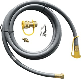 Living Source 9 FT Natural Gas Conversion Kit - Designed Only for Living Source Products-