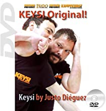 Keysi Original DVD with Justo Dieguez