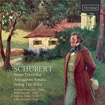 Schubert: Piano Trio - Arpeggione Sonata - String Trio