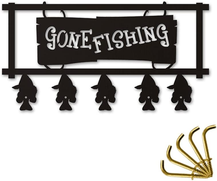 Today's only Go Fish Key Las Vegas Mall Holder for Rack KingLive An Hanger Wall