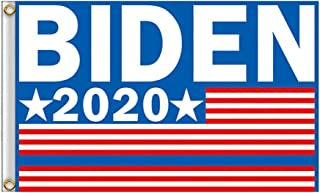 Biden Harris 2020 Flag,Yard Garden Outdoor Flags Banners,Flag UV Fade Resistant Vivid Color 3x5 Ft,with Grommets Double St...