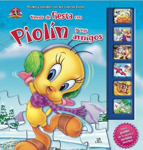 Vamos de Fiesta con Piolín y sus Amigos (Puzzles y Sonidos con los Looney Tunes)