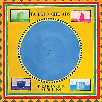 talking heads vinyl
